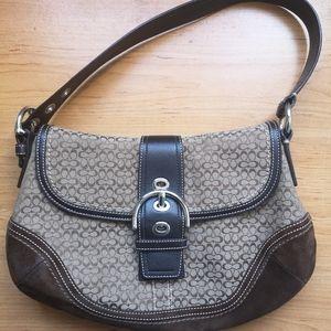 💵Clearance 💵vtg Coach shoulder bag